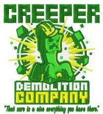 Creeper demolition company