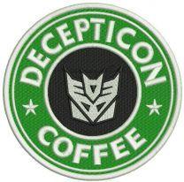 Decepticon coffee