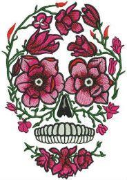 Disguised skull