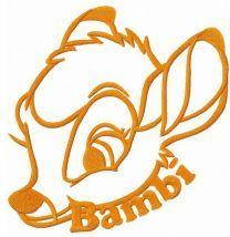 Disney character Bambi