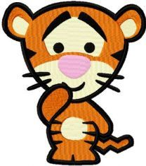 Disney Cuties Tiger
