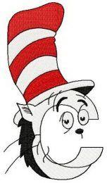 Dr. Seuss alphabet letter C