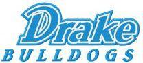 Drake Bulldogs logo 2