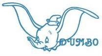 Dumbo ready to fly