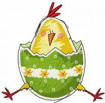 Easter chicken 2