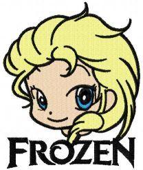Elsa Chibi Frozen 2