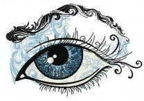 Enchanting eye