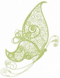 Fancy butterfly 6