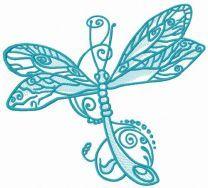Fancy dragonfly 2