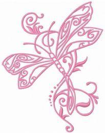 Fancy dragonfly 4