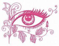Fancy eye