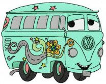 Fillmore volkswagen bus 2