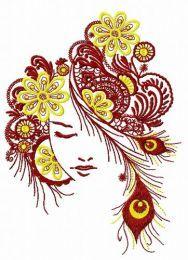 Firebird girl