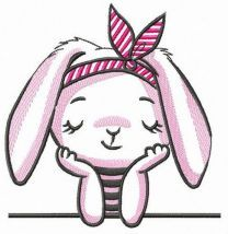 Fluffy dreams embroidery design