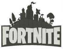Fortnite city