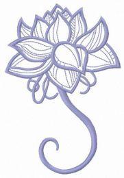 Fragile flower 11