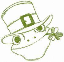 Frog gentleman