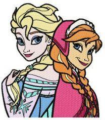 Frozen sisters 2
