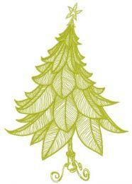 Funny Christmas tree 2
