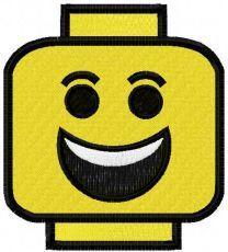 Funny Lego Block