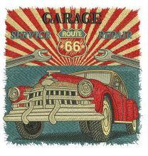 Garage service repair