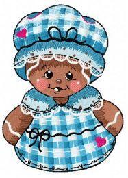 Gingerbread granny 2