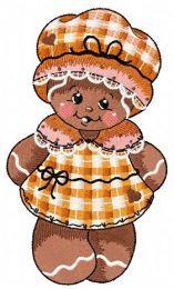 Gingerbread granny