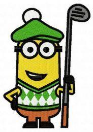 Golfing Minion 2