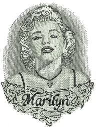 Gorgeous Marilyn