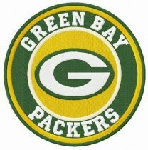 Green Bay Packers round logo