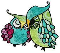 Grouchy owls 2