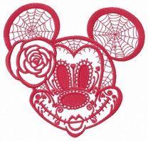 Halloween Minnie Mouse 2