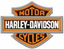 Harley Davidson classic logo