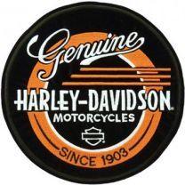 Harley Davidson Record logo