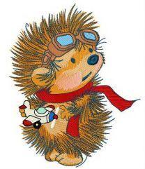 Hedgehog pilot 2