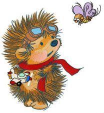 Hedgehog pilot