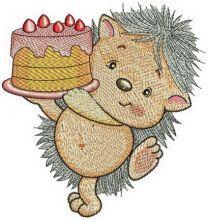 Hedgehog's birthday