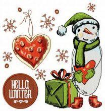 Hello winter 2