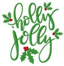 Holly Jolly 2