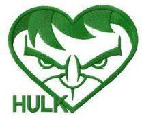 Hulk heart 2