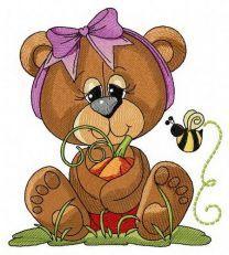 I love teddy