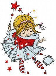 I'm Christmas fairy 5