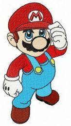 I'm Mario, nice to meet you