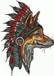 Indian fox 3