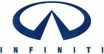 Infiniti logo embroidery design