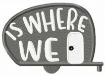 Is where we