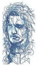 Jon Snow sketch
