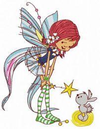 Kind fairy