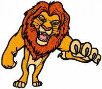 Lion Attacks