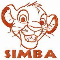 Little Simba Lion King